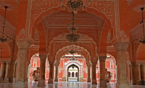 Famous Places - Jaipur - Pink City