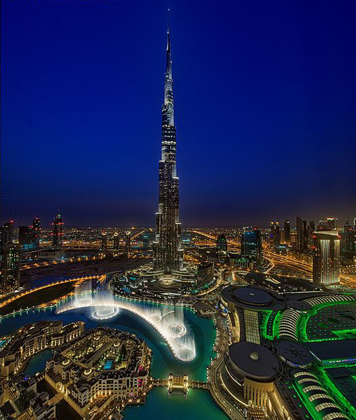 Famous Places - Dubai