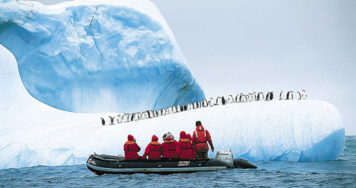 Famous Places - Antarctica