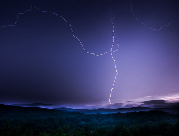 Northern Lightning Photography