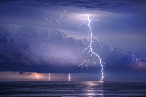 Energy - Lightning Photography