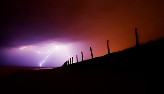 Storm Lightning Photography