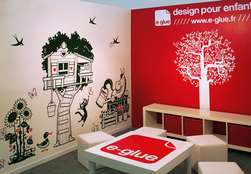 Maison Objet Paris - Wall Stickers