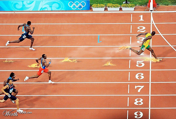 Usain Bolt - Crazy Pictures