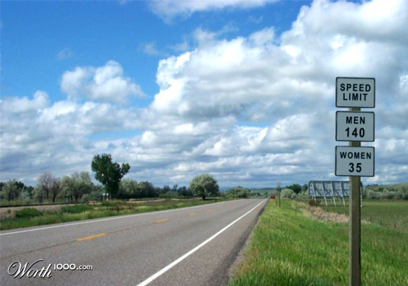 Speed Limit - Crazy Pictures