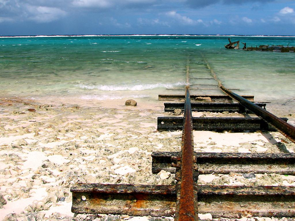 Train to Atlantis - Interesting Pictures