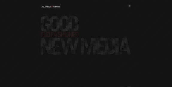 Good New Media - Wide Website Design