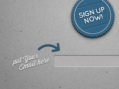 sign up form 06 30 Sign Up Form Designs and Templates