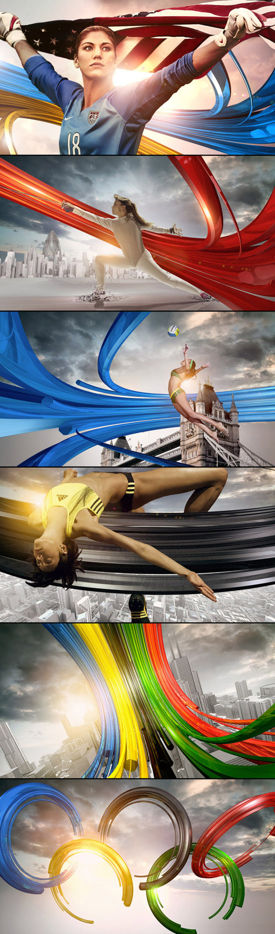 London Olympics 2012 Artwork 4