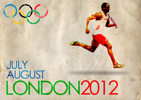 London Olympics 2012 Artwork 8