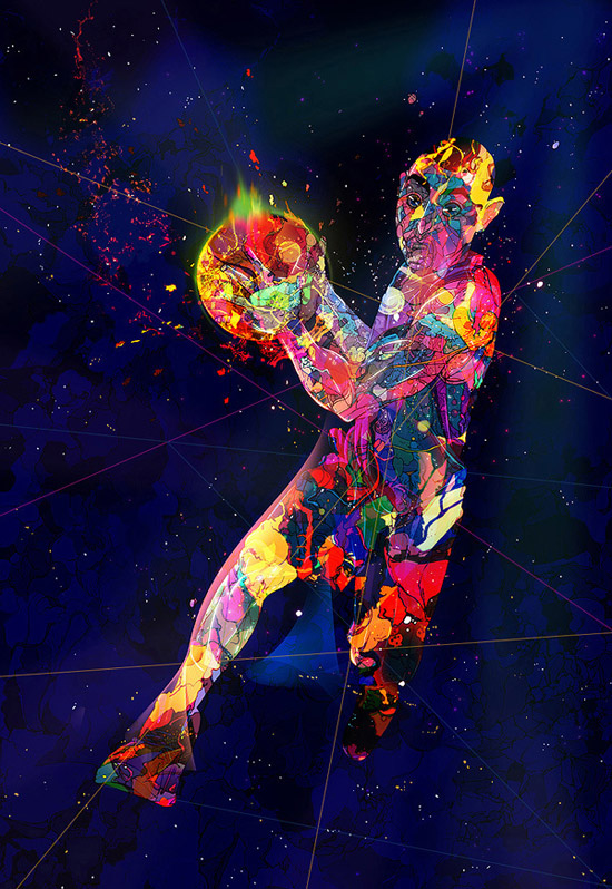 London Olympics 2012 Artwork 14
