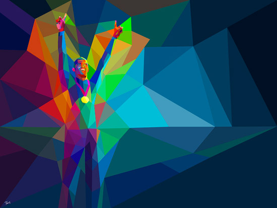 London Olympics 2012 Artwork 15