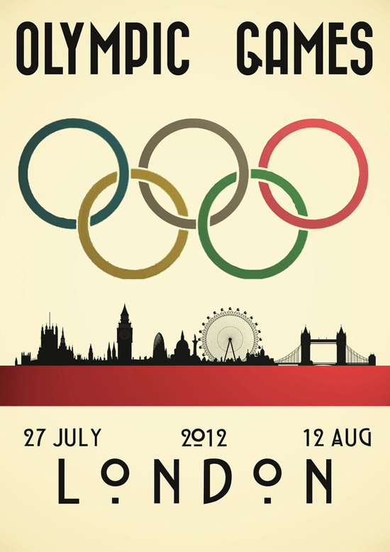 London Olympics 2012 Artwork 21