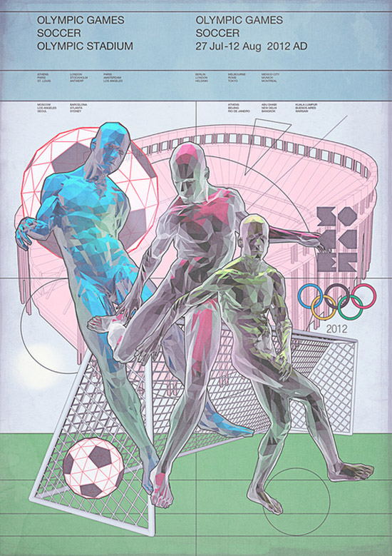 London Olympics 2012 Artwork 40