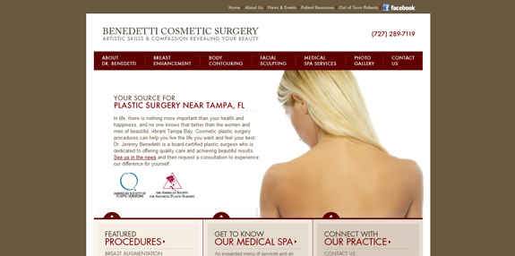 Medical Website Designs