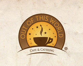 cafe logos design 04 50 Cafe and Hotel Logos Design