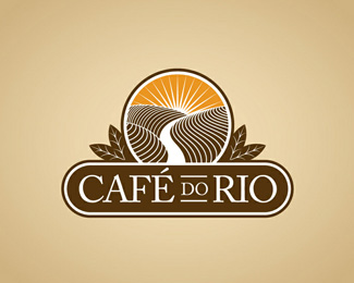 cafe logos design 07 50 Cafe and Hotel Logos Design