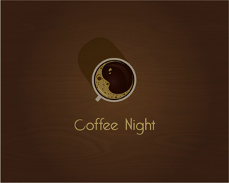 cafe logos design 11 50 Cafe and Hotel Logos Design