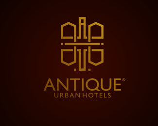 hotel logos design 09 50 Cafe and Hotel Logos Design