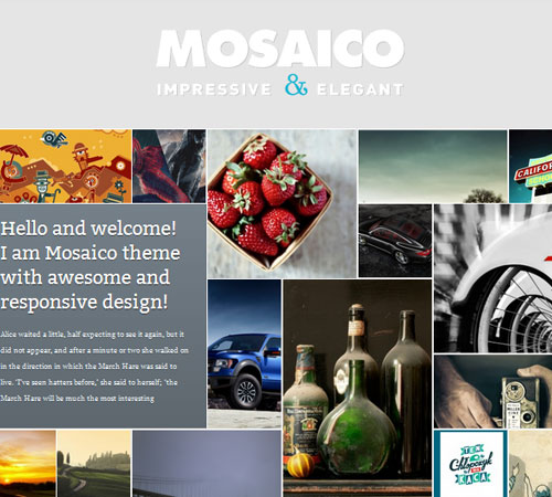 12 Mosaico 20+ Responsive Magazine WordPress Themes