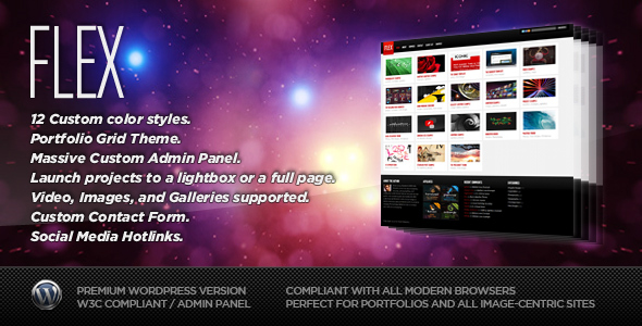 Responsive Gallery WordPress Themes