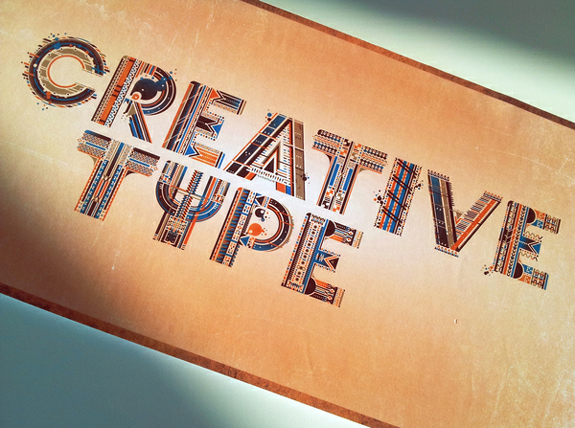Beautiful Examples of Typography Design