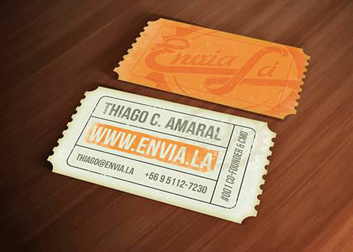 29 awesome business card design examples the design work awesome business card design examples reheart Gallery