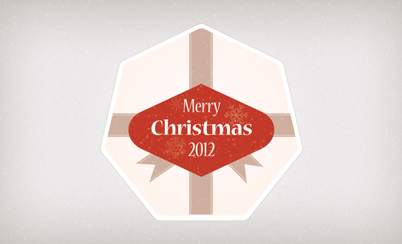 Christmas Badge