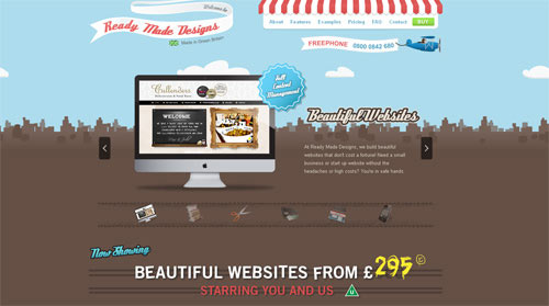 3d Website Design