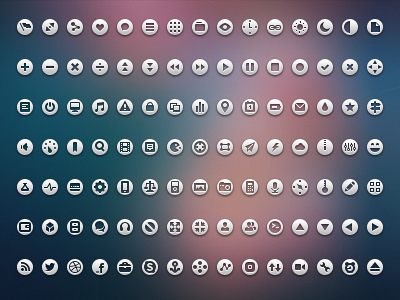 free-icons-set-psd