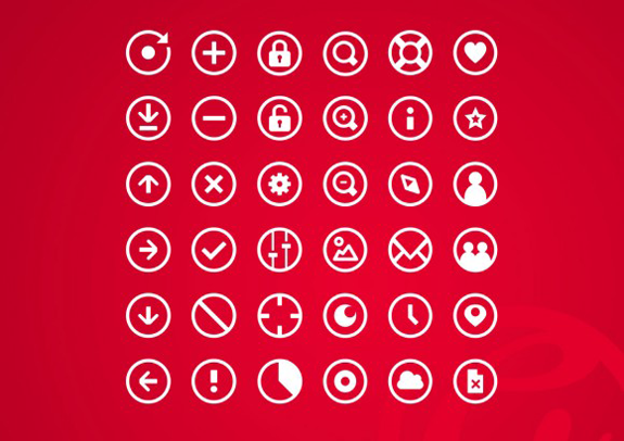 free-rounded-icons