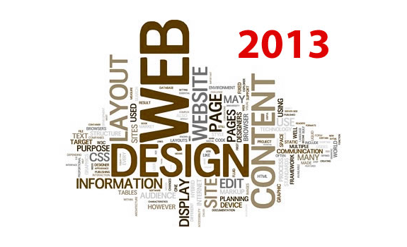 web design trends 2013 Latest Web Design Trends in WordPress