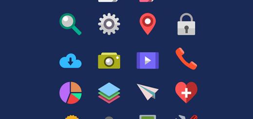 Flat Icon Design