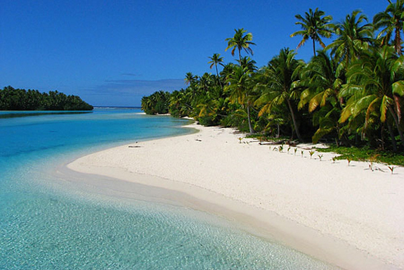 Aroa, Cook Islands