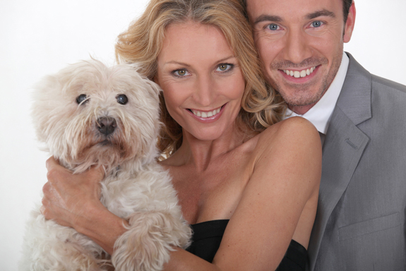 Why your Dog Should be in Your Family Portrait