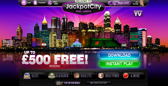 Web Design: Running a Responsible Site, the Case of Jackpot City