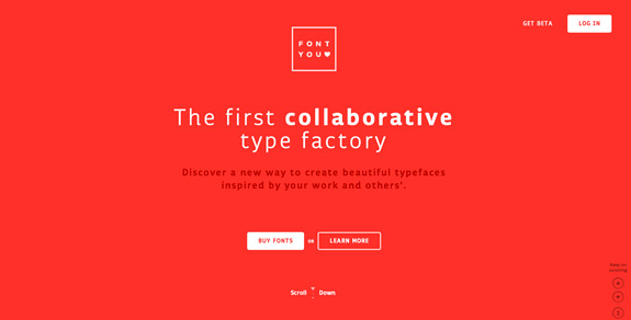 website designs inspirations