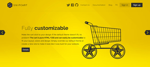 colorful websites design inspiration