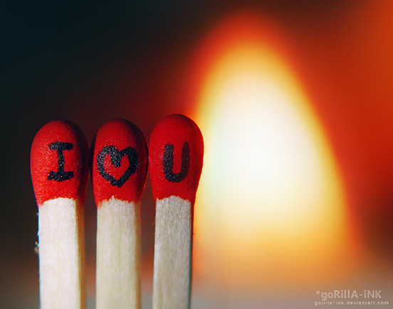 I Love You - Creative Photos