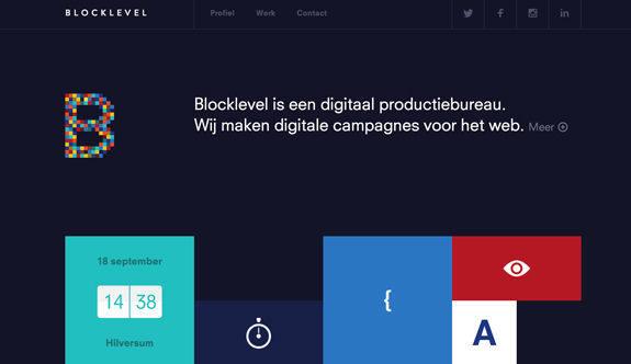 Flat Design: 15 Best Designed Websites