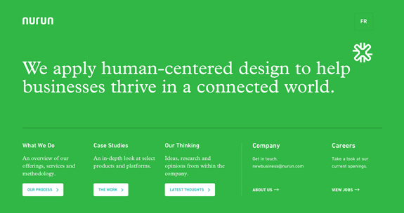 Flat Design: 15 Best Designed Website