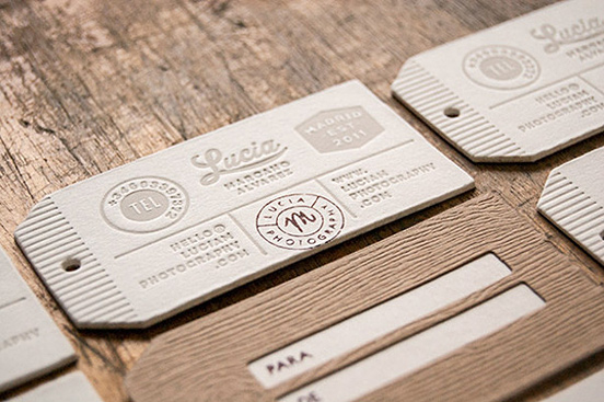 Modern Business Cards Examples
