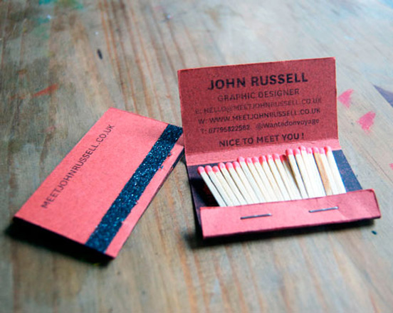 Business Cards Designs Examples