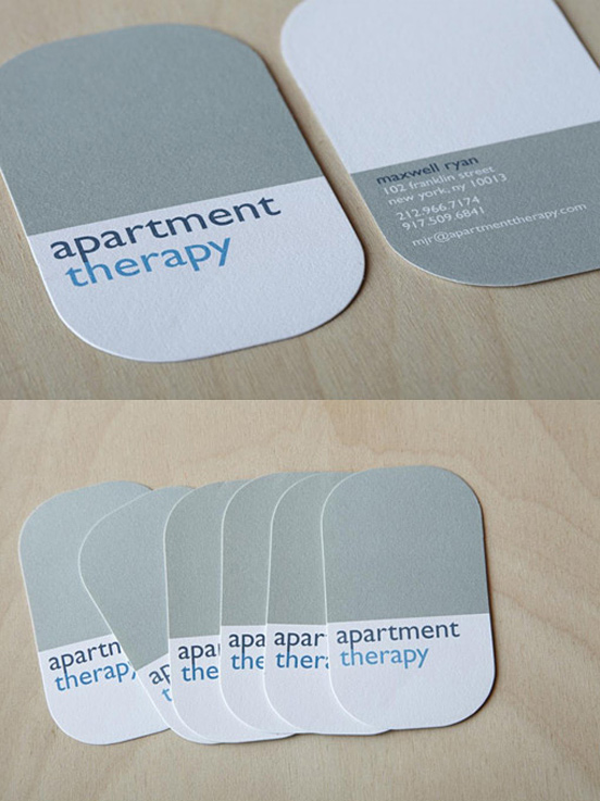 Modern Business Cards Design Examples