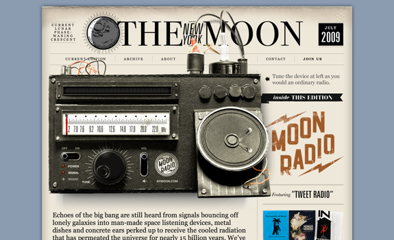 Newspaper Websites Designs