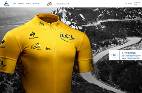 Creative and Beautiful Sports Website