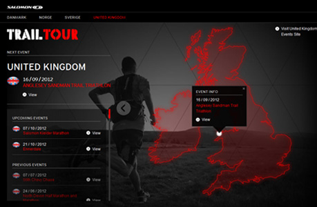 Sports Websites Designs