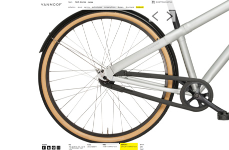 Biking Website Design