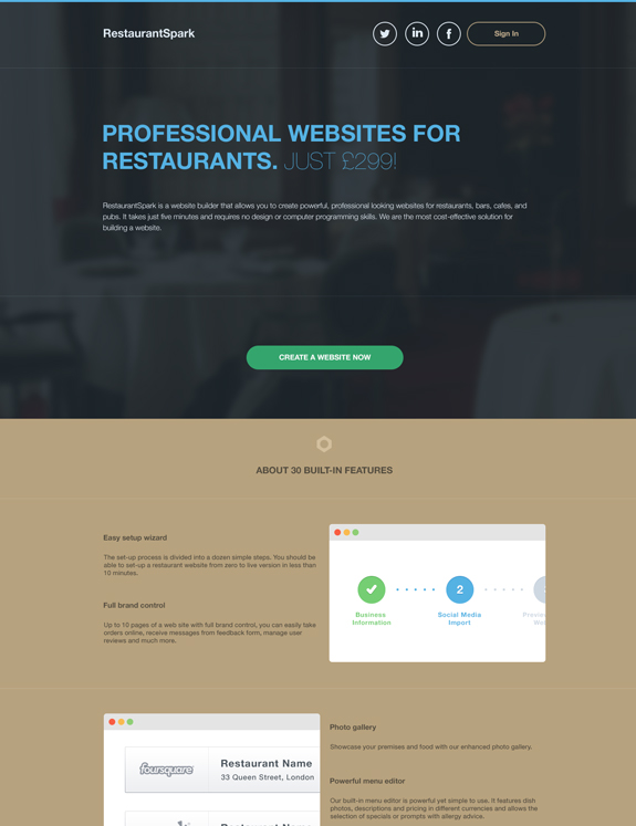 Websites Layouts Design