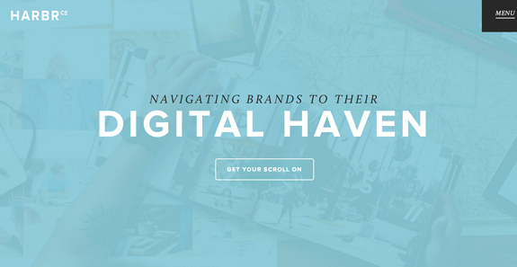 Inspiring Examples of Clean Corporate Website